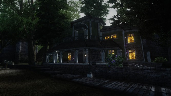 Ретекстур Анвила - дом Бенируса